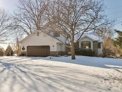 Eden Prairie Single Family Home For Sale: 10488 W Riverview Drive
