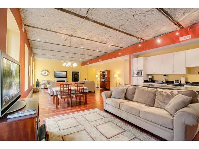 Saint Paul Condo/Townhouse For Sale: 300 Wall Street #201