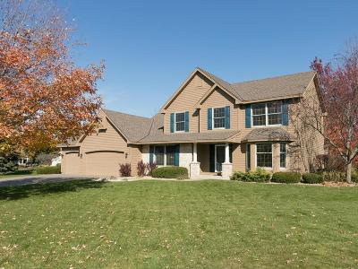 Eden Prairie Single Family Home Contingent: 8907 Bradford Place