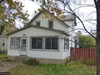 Minneapolis Single Family Home For Sale: 3717 28th Avenue S