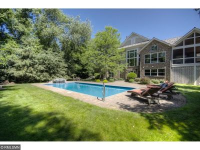 Single Family Home For Sale: 465 Hunter Pass