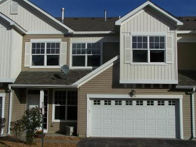 New Hope Condo/Townhouse For Sale: 5654 Winnetka Avenue N