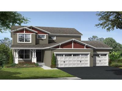 Lakeville Single Family Home For Sale: 18114 Green Gables Trail