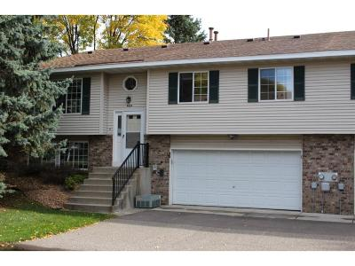 Eagan Condo/Townhouse For Sale: 4604 Penkwe Way