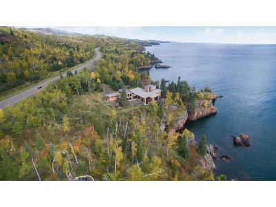 Silver Bay MN Single Family Home For Sale: $5,495,000