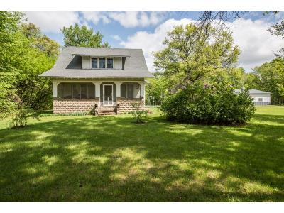 Chisago County Single Family Home For Sale: 4868 400th Street