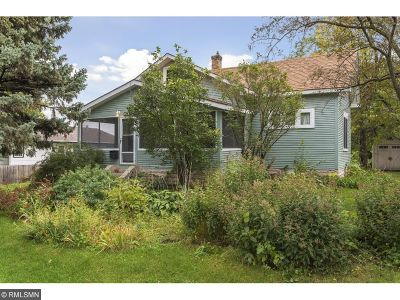 Brooklyn Center Single Family Home For Sale: 627 58th Avenue N