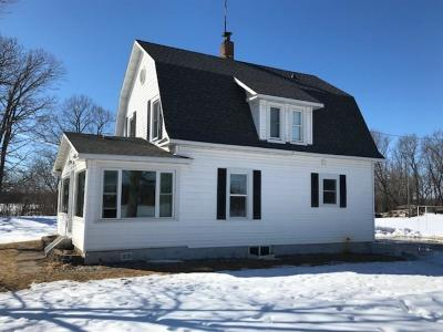 Sauk Centre Single Family Home For Sale: 18400 150th Street