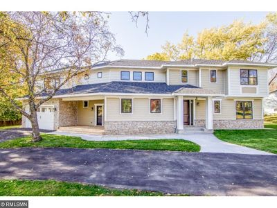 Edina Single Family Home For Sale: 6020 Tracy Avenue