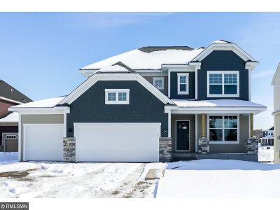 Hennepin County Single Family Home For Sale: 3748 Crane Island Court
