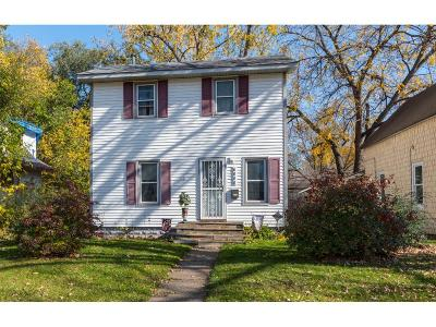 Single Family Home Sold: 4638 Dupont Avenue N