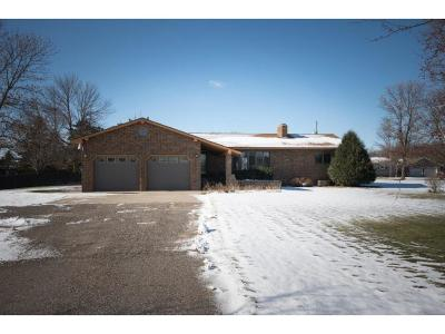 Sauk Centre Single Family Home For Sale: 10117 County 11