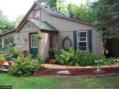 Cambridge Single Family Home For Sale: 36205 Hastings Street NE