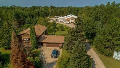 Merrifield Single Family Home For Sale: 22163 County Rd 3