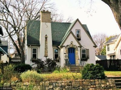 Minneapolis Single Family Home For Sale: 2904 Chowen Avenue S