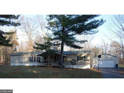 Motley Single Family Home For Sale: 33044 Cherry Lane