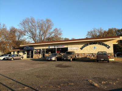Crystal, Golden Valley, Minneapolis, Minnetonka, New Hope, Plymouth, Robbinsdale, Saint Louis Park Commercial For Sale: 13125 Excelsior Boulevard
