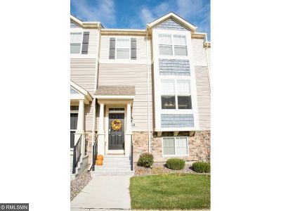 Maple Grove Condo/Townhouse For Sale: 8307 Norwood Lane N