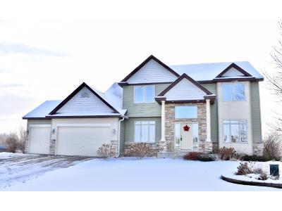 Saint Cloud Single Family Home For Sale: 4722 2nd Street Court NE