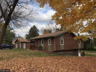 Moose Lake Single Family Home Contingent: 609 Birch Avenue