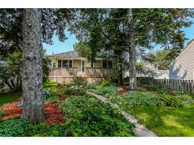 Minneapolis Single Family Home For Sale: 6048 Thomas Avenue S