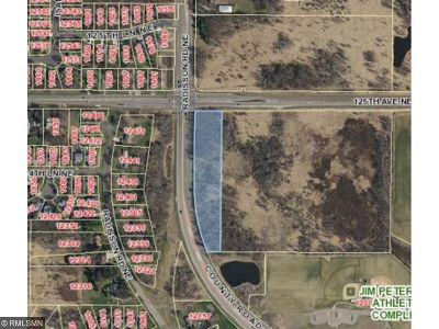 Blaine Residential Lots & Land For Sale: SE Corner Of Radisson Rd Ne & 125th Ave Ne