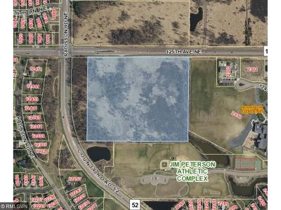 Blaine Residential Lots & Land For Sale: Xxx 125th Avenue NE