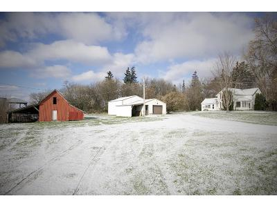 Stanchfield MN Single Family Home Subject to Inspection: $79,900