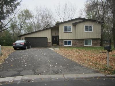 Brooklyn Park Single Family Home For Sale: 2025 75th Court N