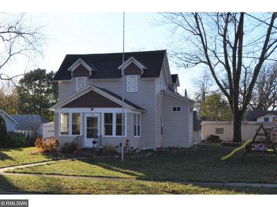 Hutchinson Single Family Home For Sale: 636 Glen Street SW