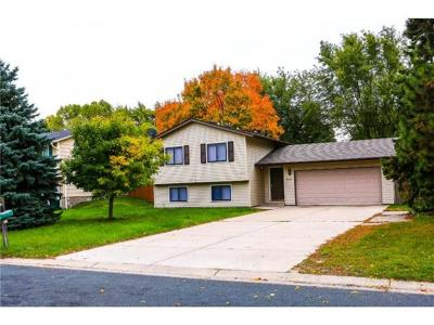 Brooklyn Park Single Family Home For Sale: 8416 Sumter Circle N