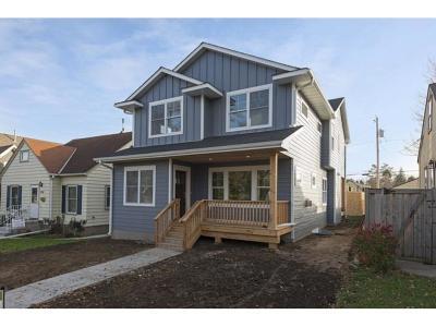 Saint Paul Single Family Home For Sale: 1258 Juno Avenue
