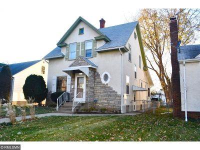 Minneapolis Single Family Home For Sale: 4436 34th Avenue S