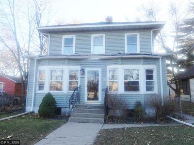 Saint Paul Single Family Home For Sale: 1350 Laurel Avenue