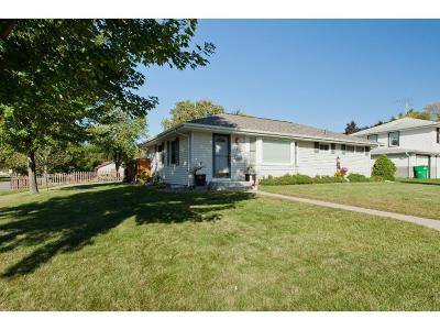Bloomington MN Single Family Home Contingent: $255,000