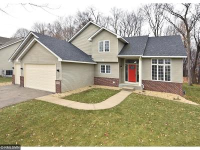 Prior Lake Single Family Home Contingent: 4628 Hummingbird Trail NE