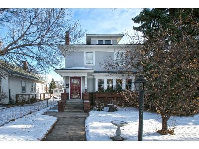 Minneapolis Single Family Home For Sale: 3845 Oakland Avenue