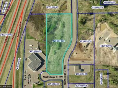 Residential Lots & Land For Sale: Xxx Northridge Drive NW