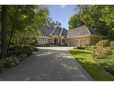 Eden Prairie MN Single Family Home For Sale: $1,249,000