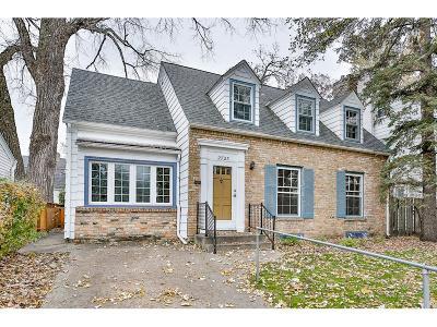 Minneapolis Single Family Home For Sale: 2725 France Avenue S