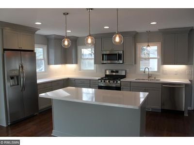 Hennepin County Single Family Home For Sale: 3300 33rd Avenue NE