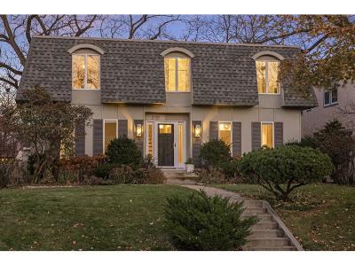 Minneapolis Single Family Home For Sale: 2721 Ewing Avenue S