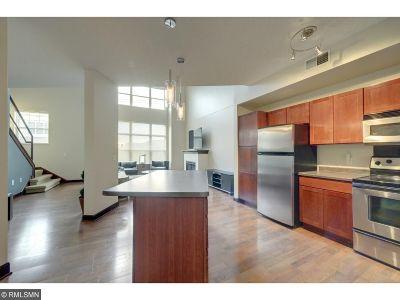 Minneapolis Condo/Townhouse For Sale: 308 E 18th Street #306