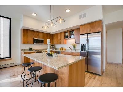 Minneapolis Condo/Townhouse For Sale: 740 Portland Avenue #1007