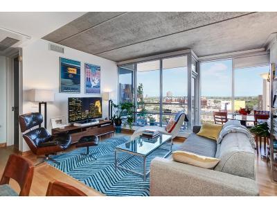 Minneapolis Condo/Townhouse For Sale: 45 University Avenue SE #601