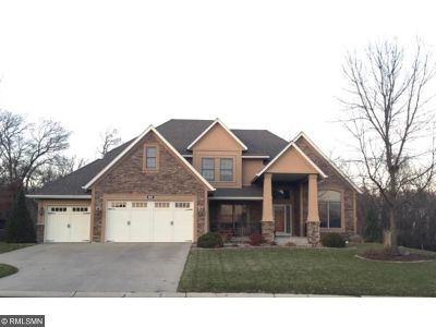 Lakeville Single Family Home For Sale: 18121 Ireglen Path