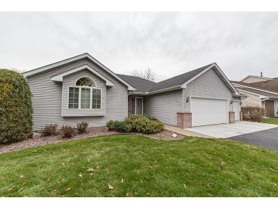 Hennepin County Single Family Home For Sale: 11646 Magnolia Court N