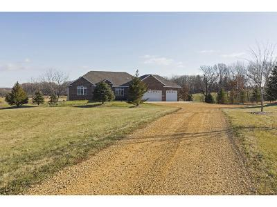 Scott County Single Family Home For Sale: 27115 Clover Path