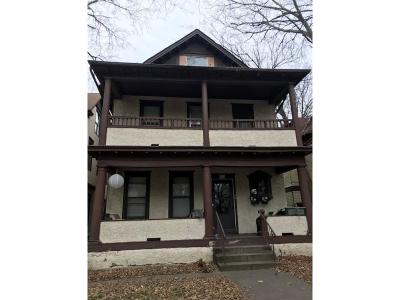 Hennepin County Multi Family Home For Sale: 810 6th Street SE