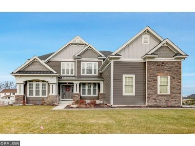 Medina Single Family Home For Sale: 680 Lilium Trail